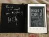 Michael Connelly's Autograph